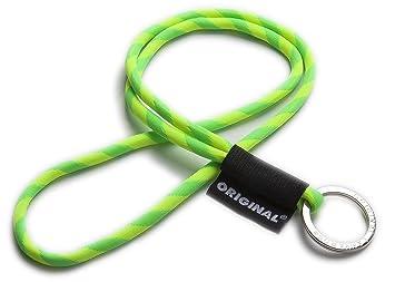 Banda Original Kranholdt® Leis GTS, para llaves con estilo, llavero colgante, disponible en 10 colores (fabricado en Portugal)