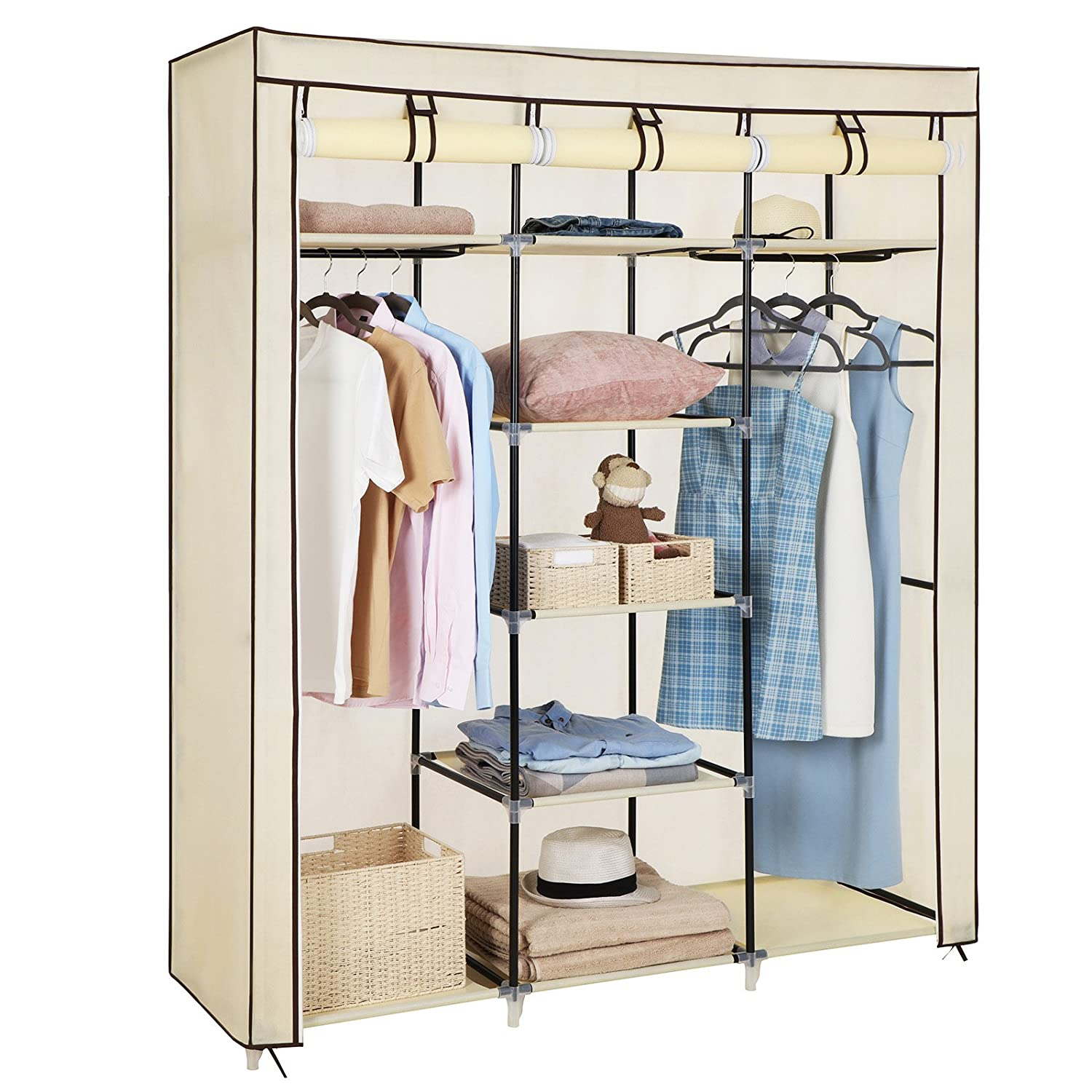 worldwide reader to your organizing digest cleaning off closet s storage trick simplifies radically season home wardrobe change over this seasonal how store clothes clothing