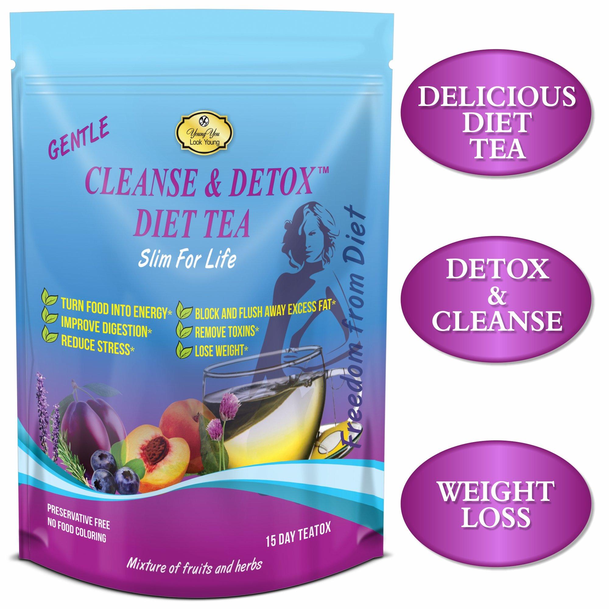 Amazon.com: All in One Detox Tea - Extra Strength Diet Tea