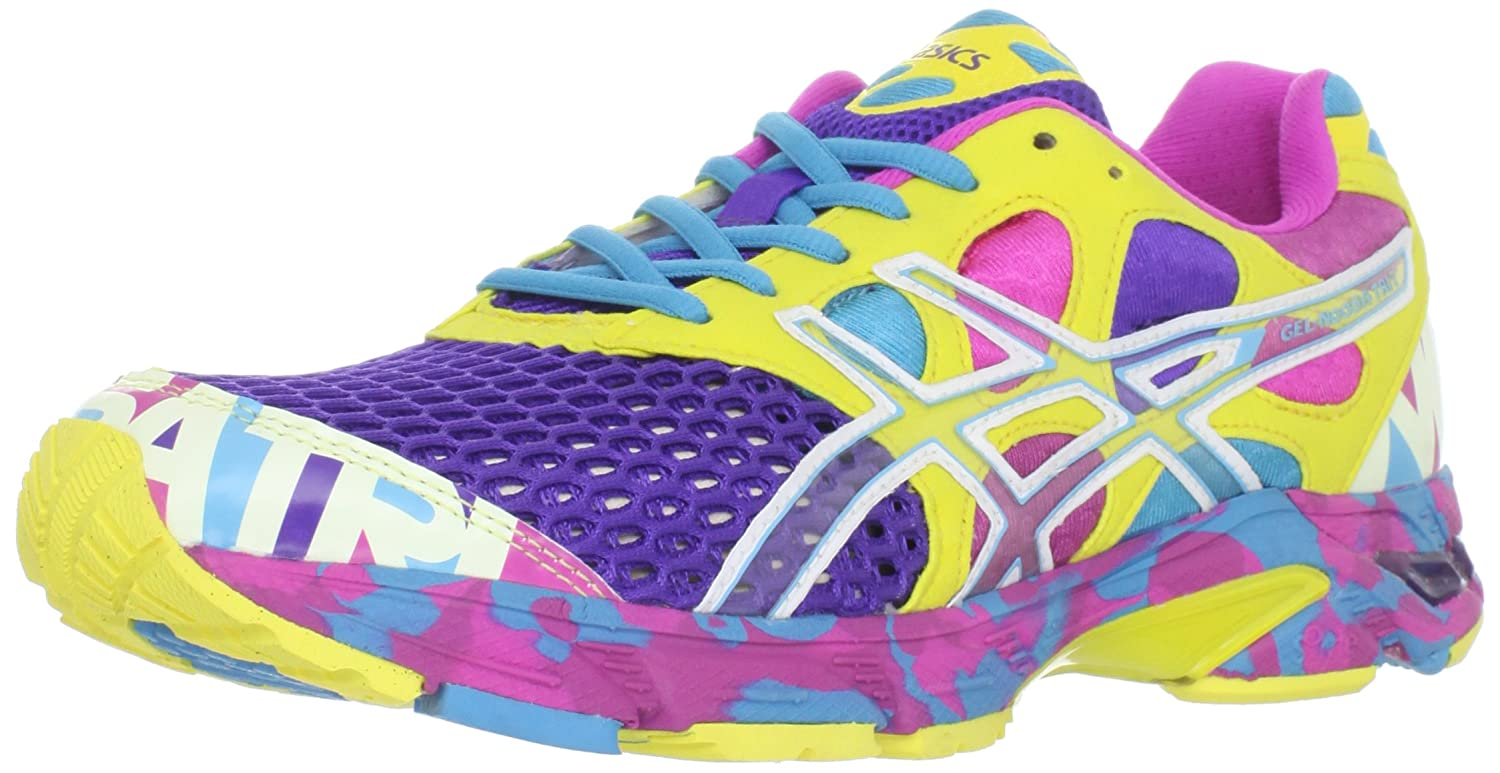 super popular f0b8c caa89 ... Amazon.com ASICS Womens Gel-Noosa Tri 7 Running Shoe, Electric  PurpleWhiteSun, ...