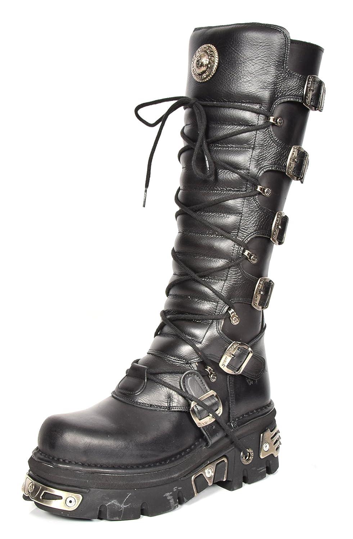 A1 FASHION GOODS A1272s1 schwarz, Damen Stiefel & Stiefeletten Schwarz schwarz