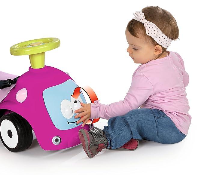 Smoby 720303 Maestro Balade - Correpasillos para niños, Rosa