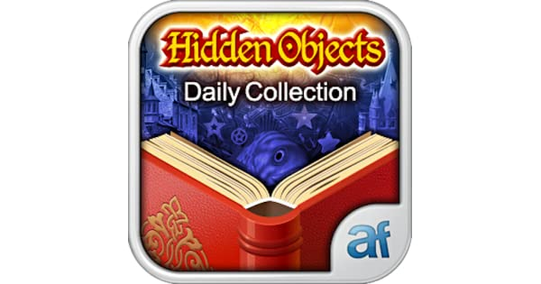 Amazon.com: Hidden Objects Daily Collection & 12 Bonus Games ...