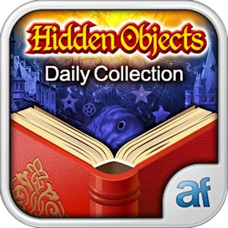 Daily Hidden Object