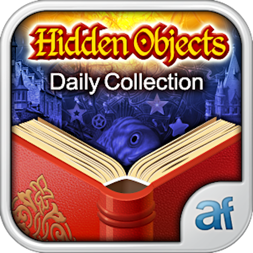 Hidden Objects Daily Collection & 12 Bonus Games