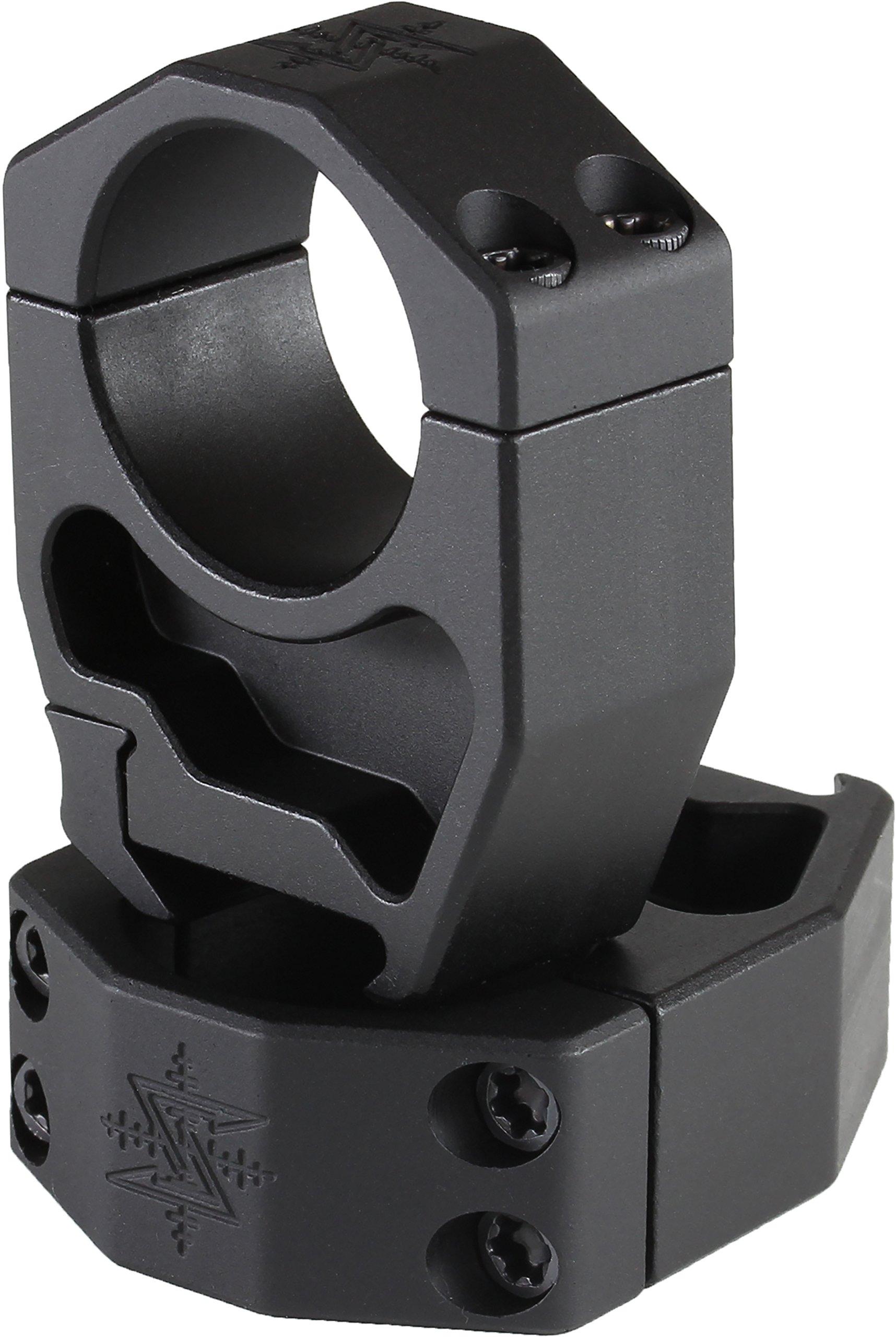 Seekins Precision 30mm Tube 1.45'' AR High 4 Cap Screw Scope Ring