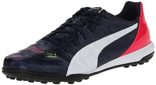 42c51a9d6977 PUMA Men s Evopower 3.2 TT Soccer Shoe