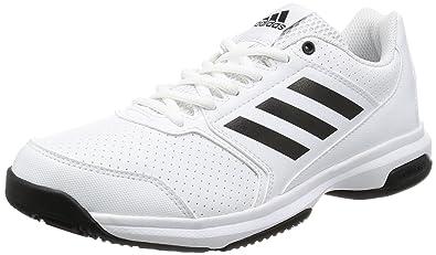 competitive price c2cff dcbe8 Mens Allcourt Tennis Shoes Adizero Attack, Men, Black, ...