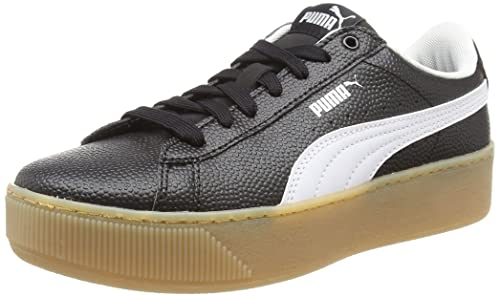 e743094efe92 Puma Women s Vikky Platform VT Low-Top Sneakers