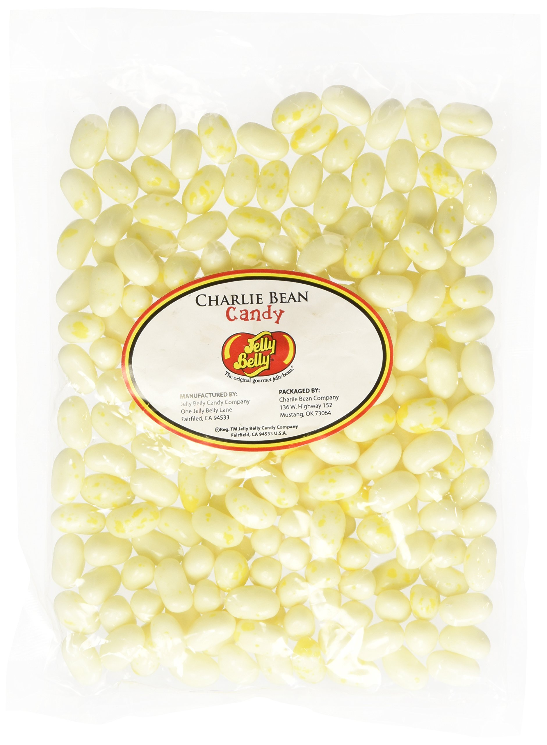 BUTTERED POPCORN Jelly Belly Beans ~ 1/2 Pound by Jelly Belly