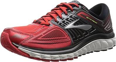 BrooksGlycerin 13 - Zapatillas de Entrenamiento Hombre, Color Rojo, Talla 48.5 EU: Amazon.es: Zapatos y complementos