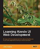 Learning Kendo UI Web Development