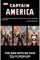 Captain America: The Man With No Face (Captain America (2004-2011)) Kindle Edition