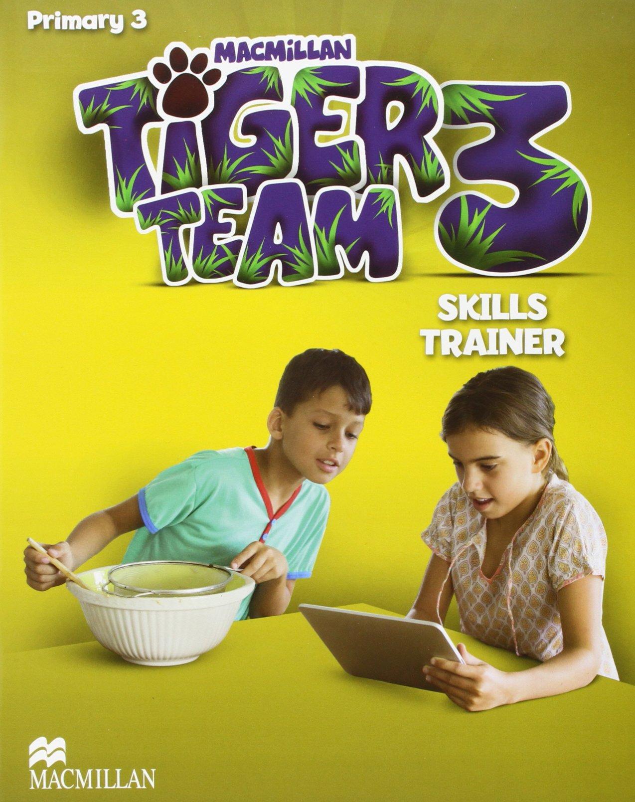 TIGER 3 Ab A Pk 2014 - 9780230475472: Amazon.es: C. Read, M ...