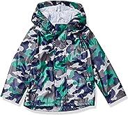 Amazon Brand - Spotted Zebra Boy's Toddler & Kid's Rain Coat Jacket