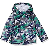 Amazon Brand - Spotted Zebra Boys Rain Coat Jacket