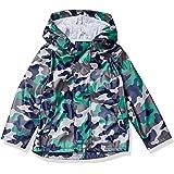 Amazon Brand - Spotted Zebra Boys' Rain Coat Jacket
