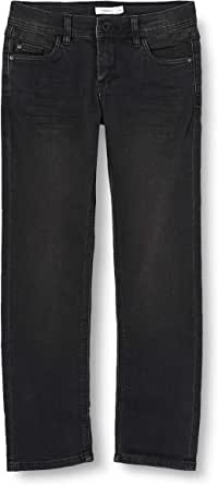 NAME IT Nkmryan Dnmcart Pant Camp Jeans para Niños