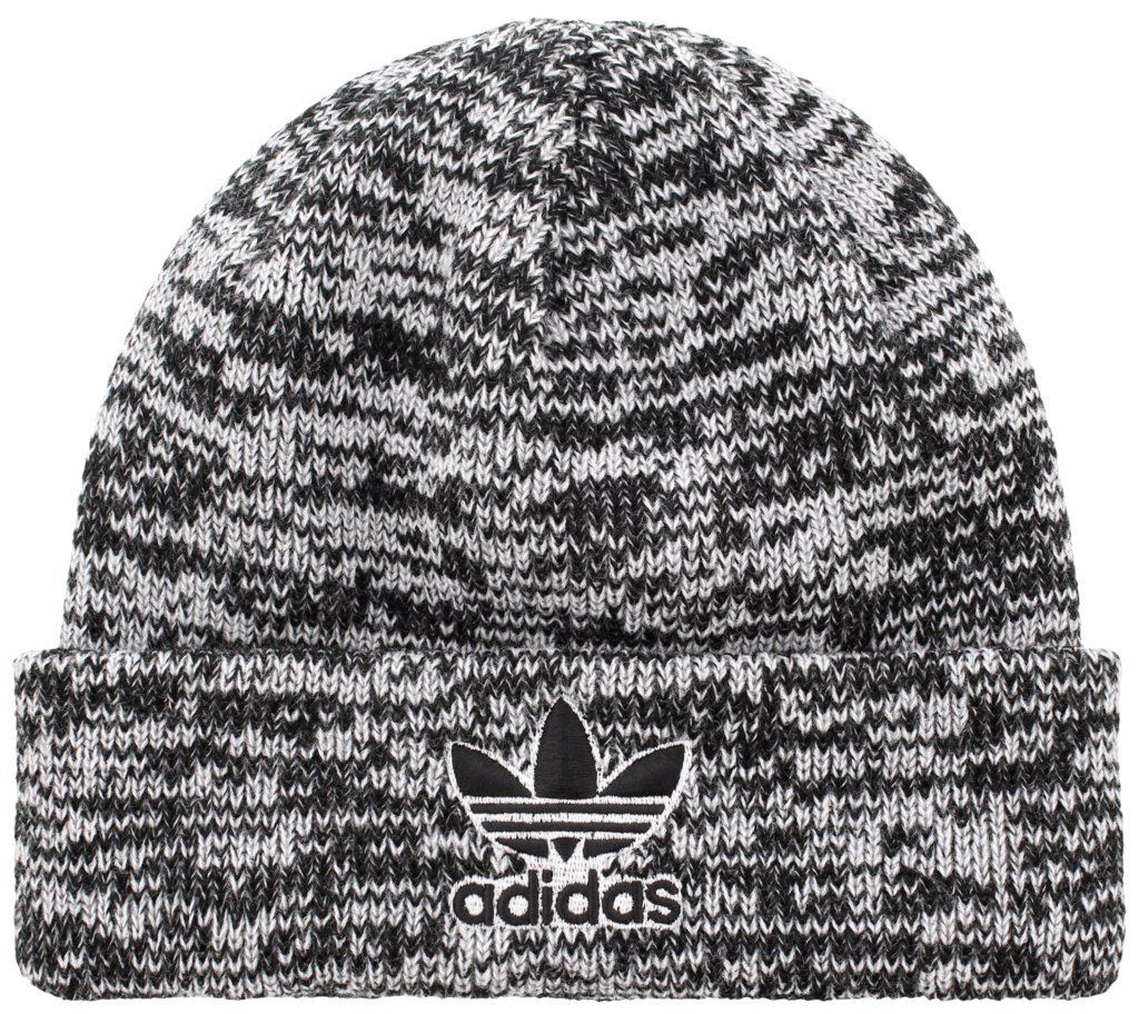 7ad05f92442 ... adidas Boys Youth Originals Trefoil Beanie Agron Hats   Accessories  977137 ...