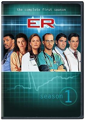 Amazon com: ER: Season 1: Various: Movies & TV