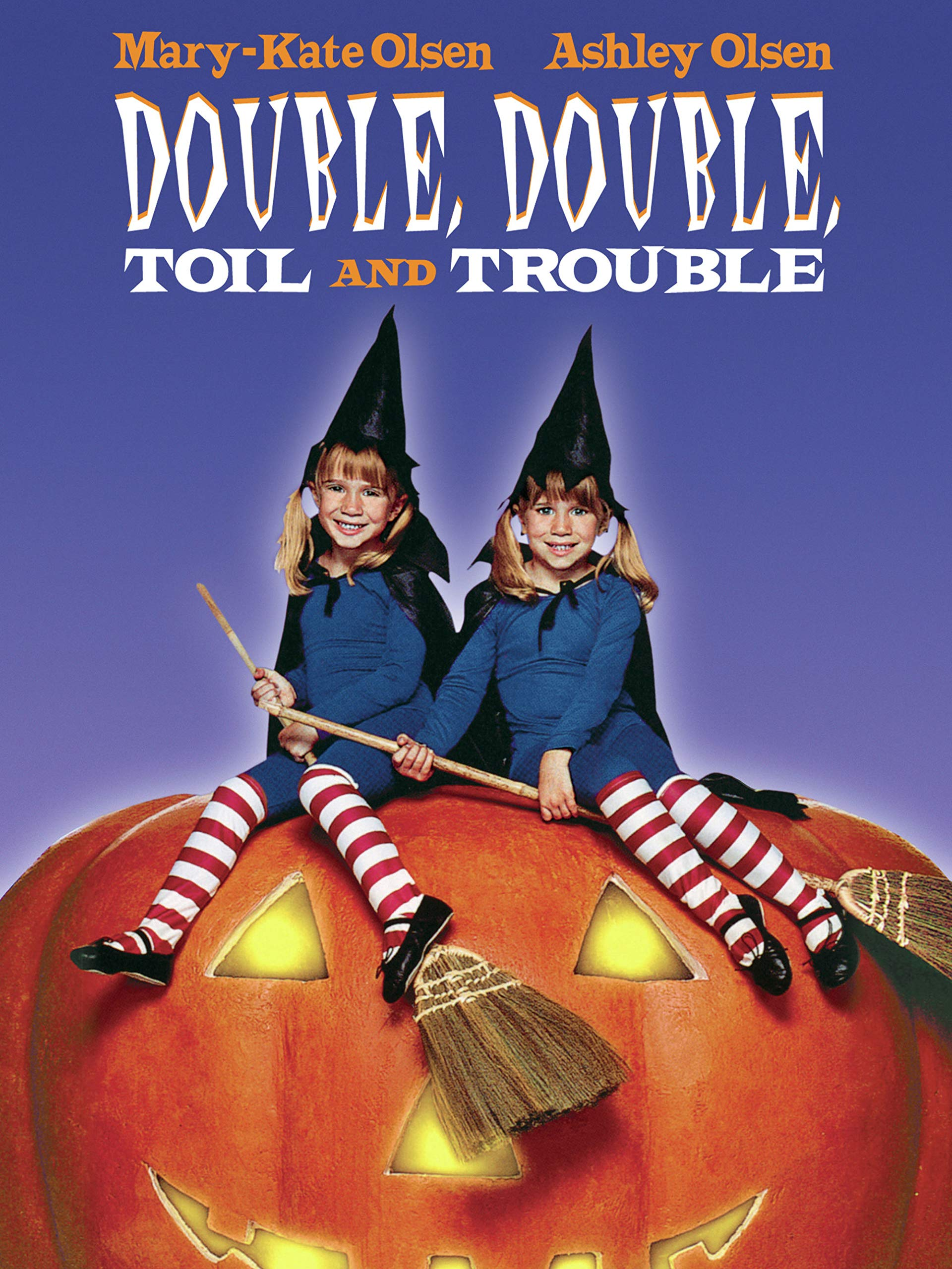 Watch Double Double Toil and Trouble | Prime Video