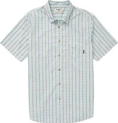 Billabong Sundays - Camiseta de manga corta para hombre - Azul - Small: Amazon.es: Ropa y accesorios