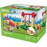 BRIO World - Village Playground