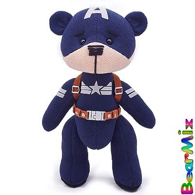 Captain America bear