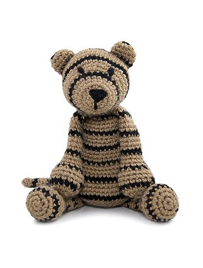 Amazon Toft Uk Complete Crochet Animal Kits Includes Wool