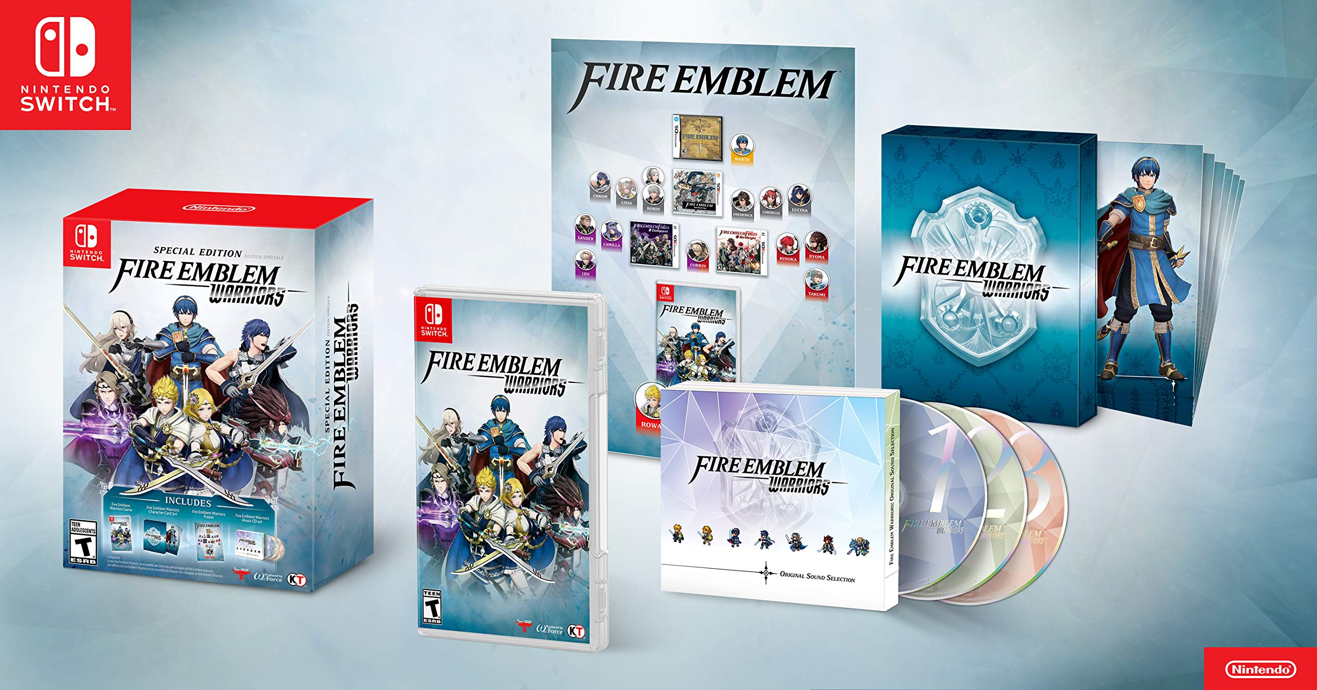 Fire Emblem Warriors for Ninte...