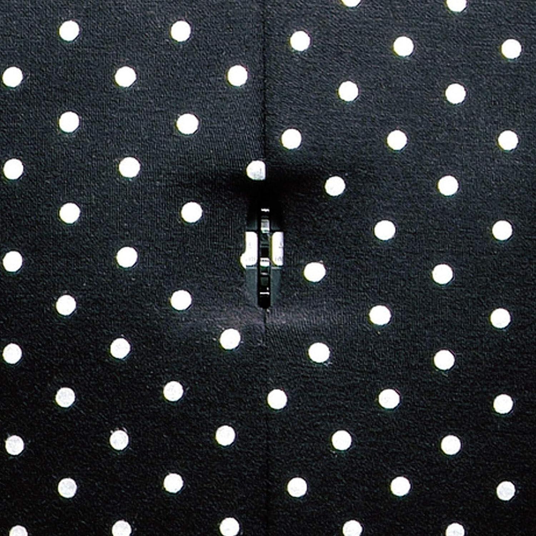 """PRYM 611752 Schneiderpuppe /""""Prymadonna Polka Dots/"""" in schwarz-wei/ßem P/ünktchen-Design dreh- und h/öhenverstellbar Rockabrunder mit Stecknadelfixierung Gr/ö/ße S integriertes Nadelkissen 36-42 inkl"""