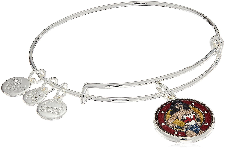 Alex and Ani Wonder Woman Bangle Bracelet