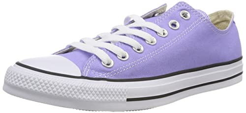 Converse Ctas Ox Sneaker Unisex Adulto Viola Twilight Pulse 531 44 EU