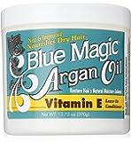Blue Magic Huile d'Argan et de vitamine E-congé en 405 ml Jar