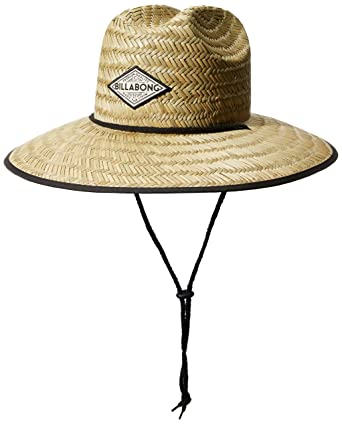 Billabong Juniors Tipton Straw Hat Sand Dune One At Amazon Womens