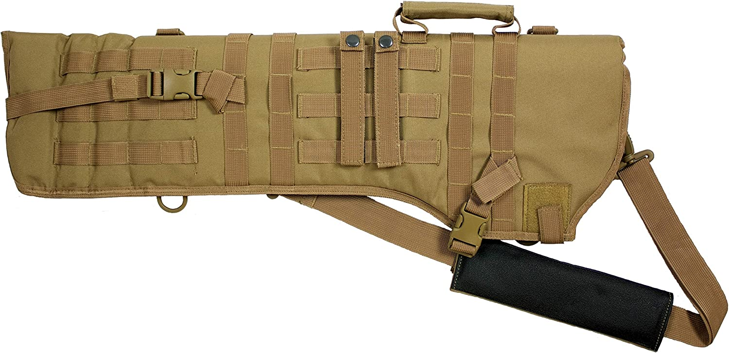 Red Rock Outdoor Gear Molle Rifle Scabbard