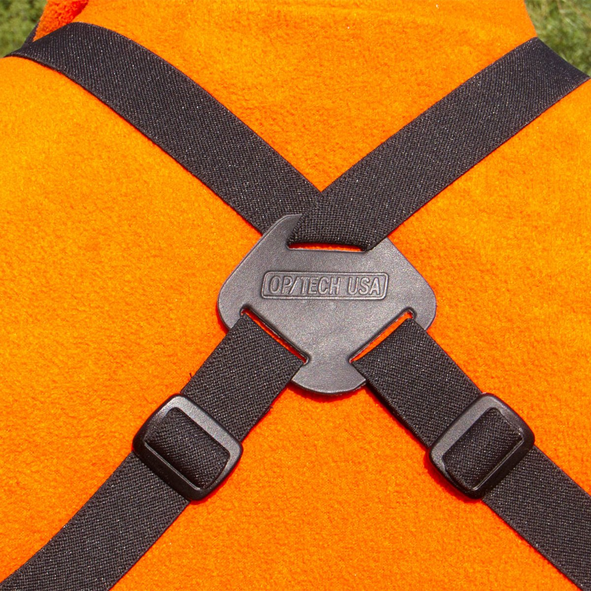 OP/TECH USA Bino/Cam Harness - Self-Adjusting Harness with Quick Disconnects - Elastic by OP/TECH USA (Image #2)