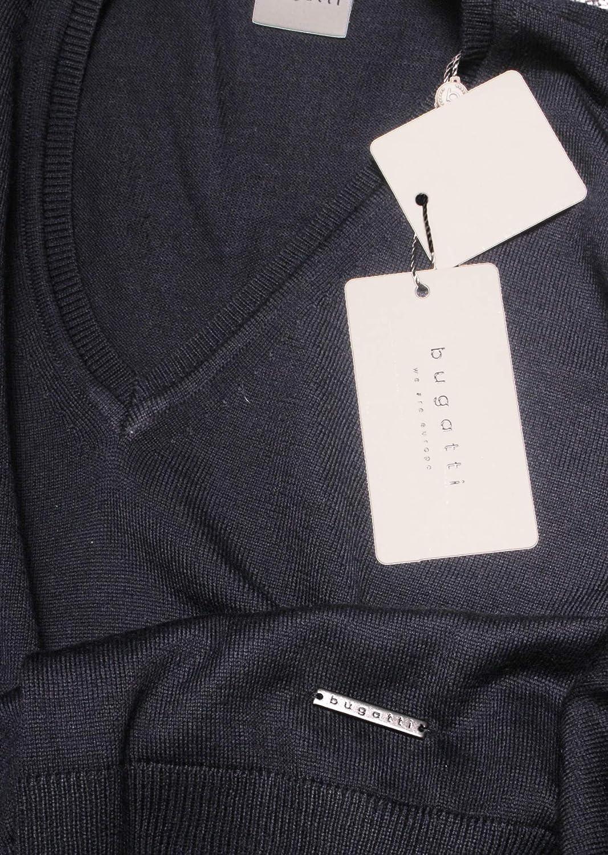 Bugatti Bugatti Bugatti Herren Knit V-Neck 100 Pullover for Men B07JFJ4QYX Pullover Einzelhandelspreis bd1832