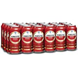 Amstel Bier Lager Beer Cans, 24 x 440 ml