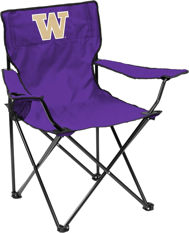 NCAA Washington Huskies Quad Chair, Adult, Purple