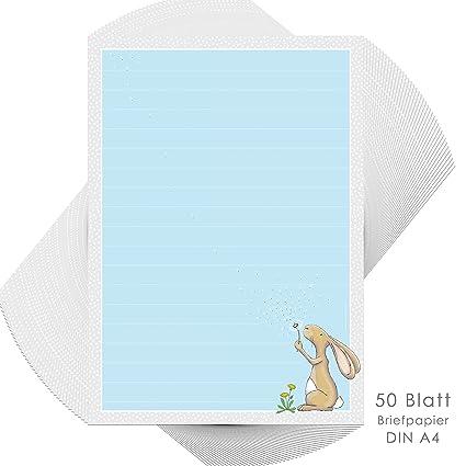 Papel de carta para niños