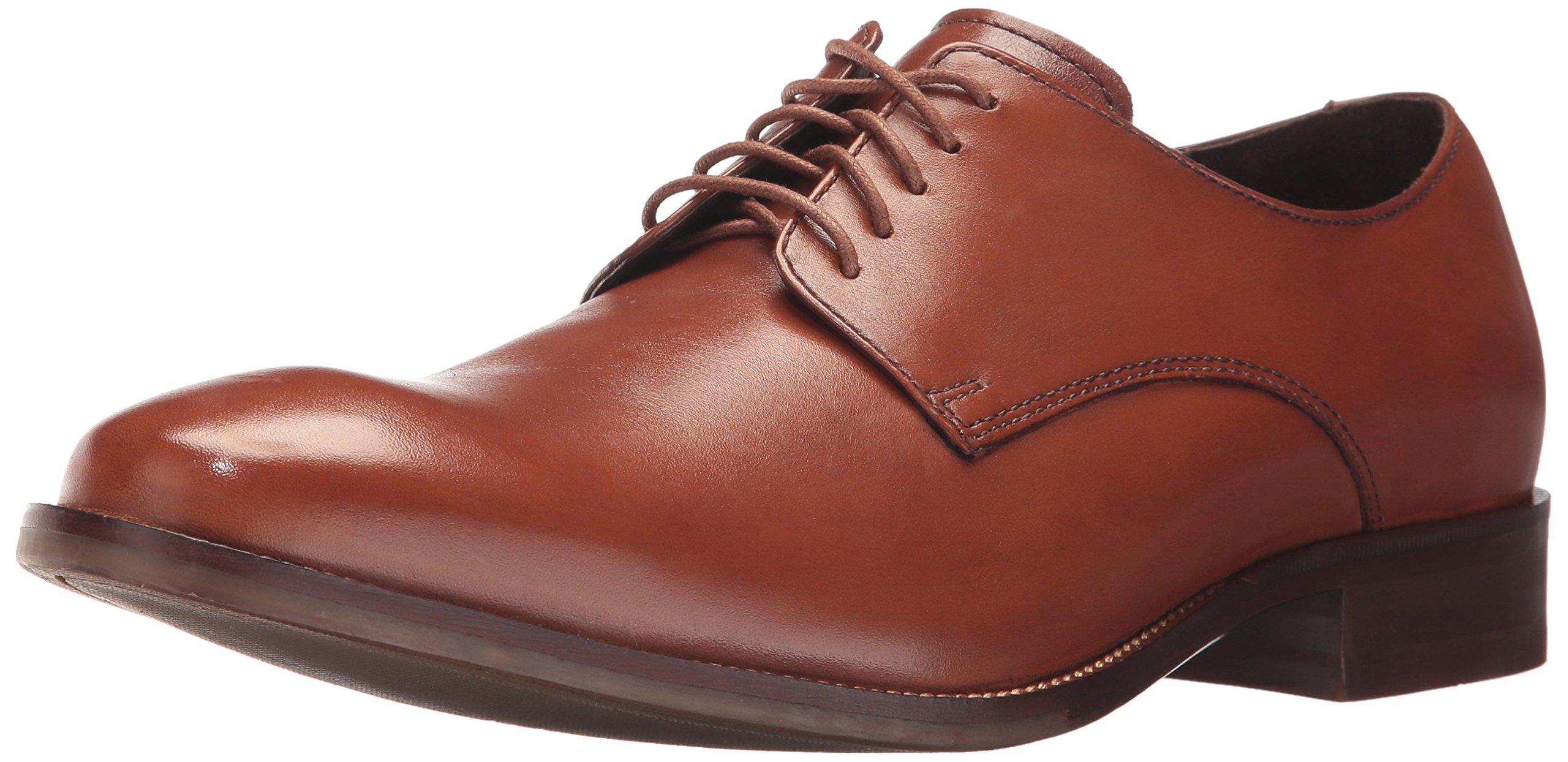 Cole Haan Men's Williams Plain II Oxford, British tan, 10.5 Medium US