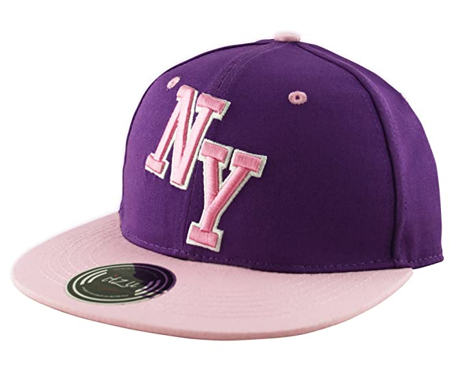 Juventud niños Gorra New York NY Gorro de Gorra de béisbol en ...