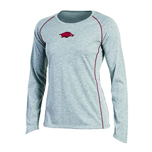 17651a8046bf Amazon.com : Champion Adult Women Long Sleeve Crew Neck RAG : Clothing