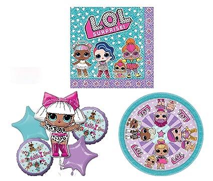 Amazon.com: LOL Surprise - Pack de fiesta de muñecas ...