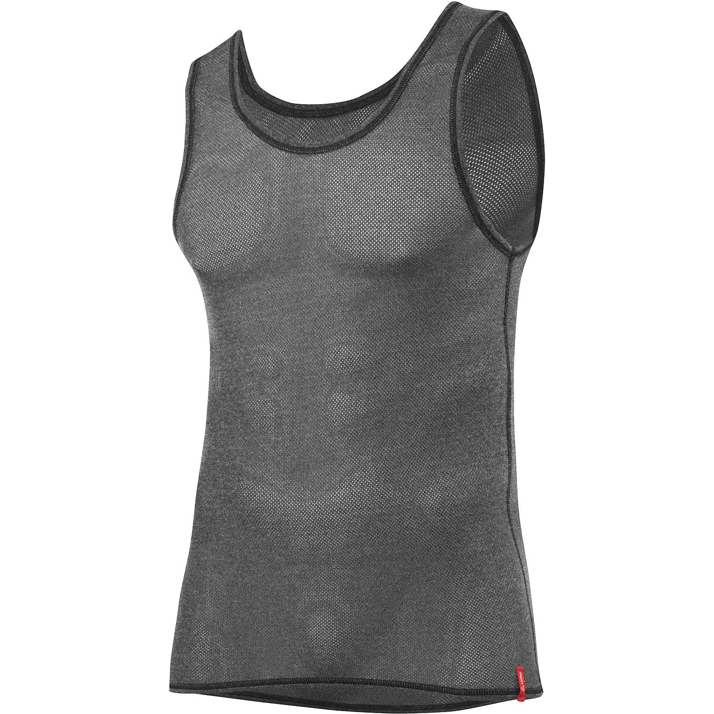 L/ÖFFLER Herren Unterhemd Netz-Shirt Transtex Light Plus