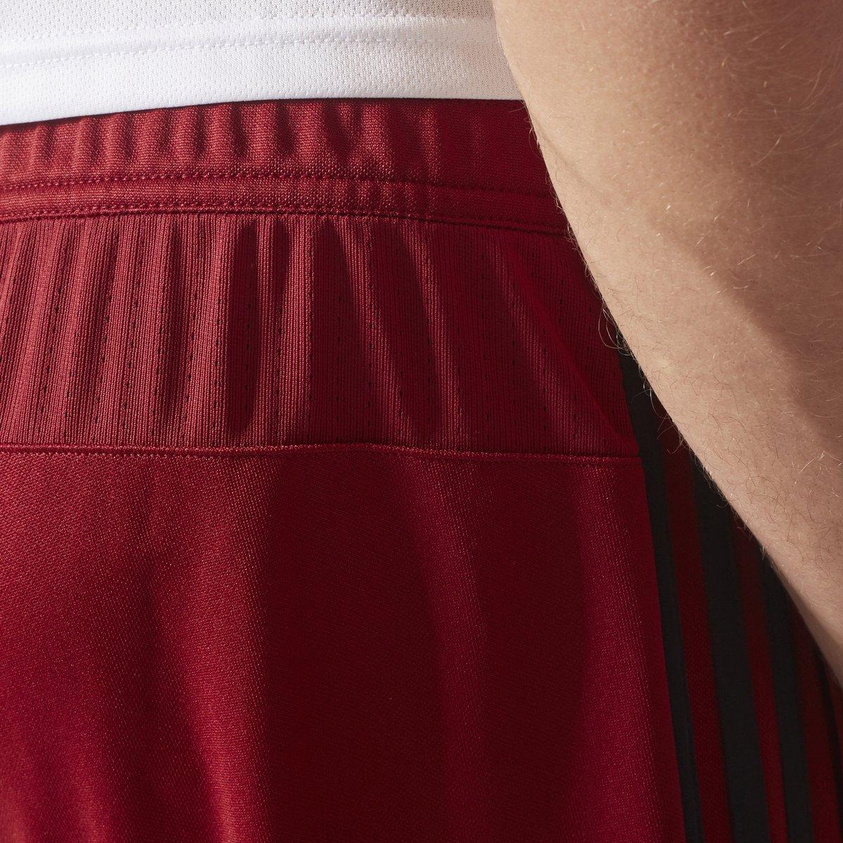 adidas Men Tiro 17 Training Pant, Collegiate Burgundy/Black, 3X-Large