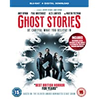 Ghost Stories [Blu-ray] [2018]