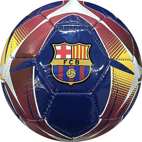 Icon Sports FC Barcelona - Balón de fútbol (tamaño 2), FCB33BL-N2 ...