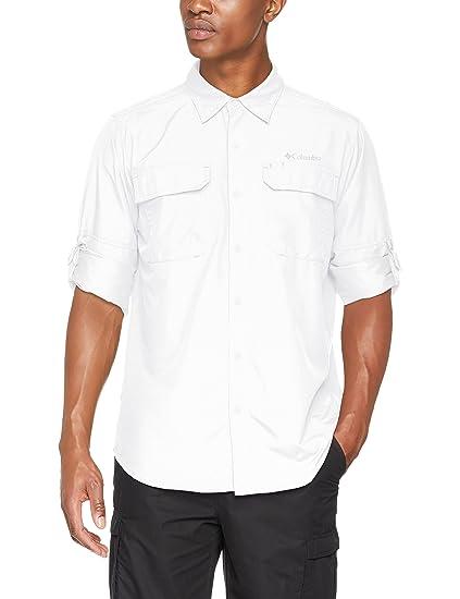 8af0272f182 Columbia Silver Ridge II Camisa de Manga Larga  Amazon.es  Deportes ...